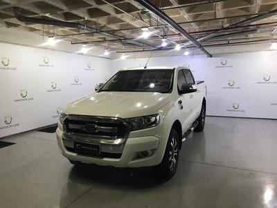 Ford Ranger Xlt 2019 Branca