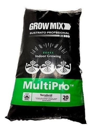 Growmix Multipro 20l Terrafértil - Ganjah Pride Growshop