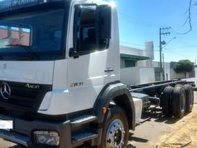 Caminhão Mb 2831 6x4 Traçado Semi Novo,no Chassi Nota 10