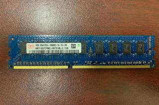 Memoria 1gb, Sdram, Ddr3, Pc3 - 10600, 1333 Mhz