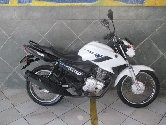 Yamaha Ybr 150 Branca 2017