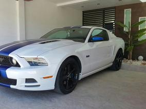 Ford Mustang 5.0l Gt Equipado V8 Mt 2014