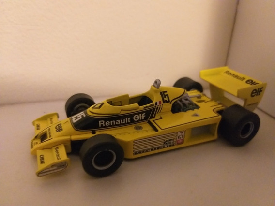 Renault Rs01 Jean Pierre Jabouille