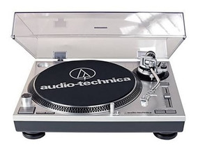 Promoção Toca Discos Audio-technica At-lp120 Lp 120 Technics
