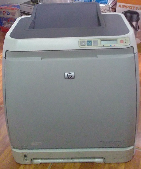 Impresora Hp Color Laser Jet 2600n