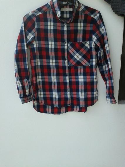 Camisa Escocesa (bahia Blanca) Laura Ropa