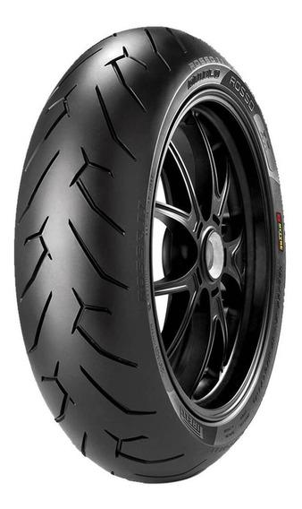 Pneu Pirelli Diablo Rosso 2 170/60-17 Traseiro Mais Largo Xj