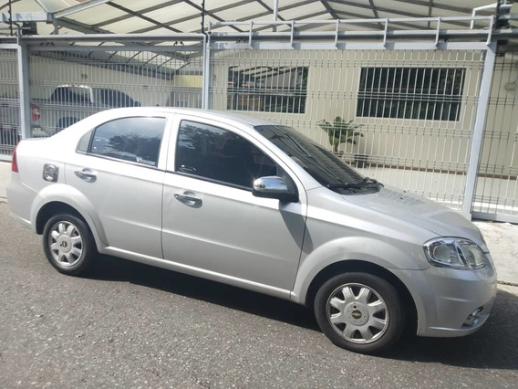 Chevrolet Aveo Lt 2013 Impecable