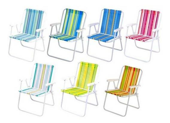 Cadeira Alta Mor, Aço, Cores Sortidas - 002002