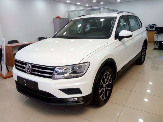 Okm Nueva Volkswagen Tiguan Allspace 250tsi Trendline Dsg 3