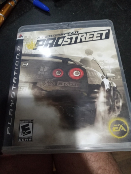 Need For Speed Prostreet Ps3 Leia