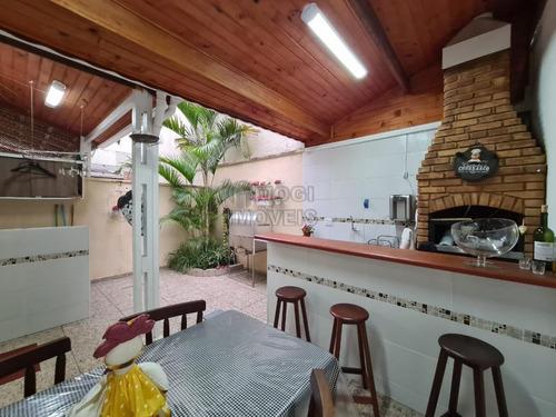 Imagem 1 de 15 de Casa Em Condomínio Para Venda Em Mogi Das Cruzes, Vila Oliveira, 3 Dormitórios, 1 Suíte, 3 Banheiros, 2 Vagas - So545_2-1143334