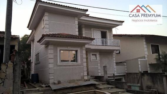 Casa Nova E Sofisticada - Ca0204