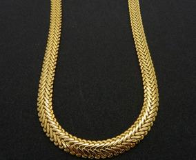 179e353e1264 Cadena Con Tejido Egipcio Oro - Collares y Cadenas Oro en Mercado ...