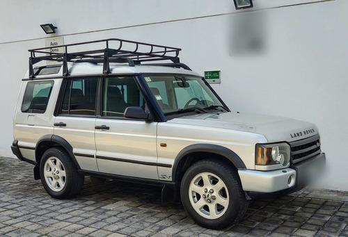 Imagen 1 de 15 de Land Rover Discovery