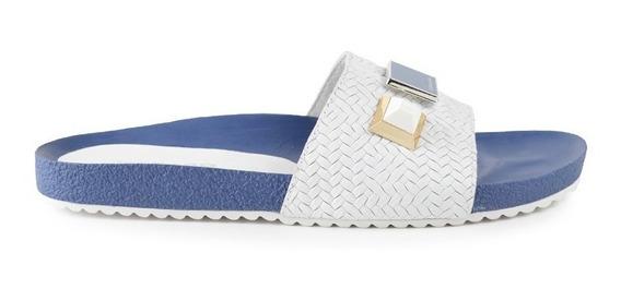Zuecos De Mujer De Cuero Mule Zapatos Kamari - Ferraro