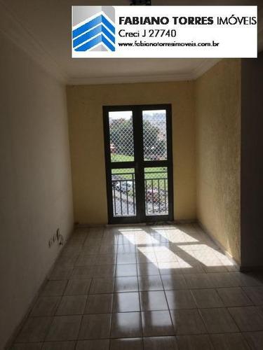 Apartamento Para Venda Em São Caetano Do Sul, Mauá, 2 Dormitórios, 1 Banheiro, 1 Vaga - 1357_2-564059