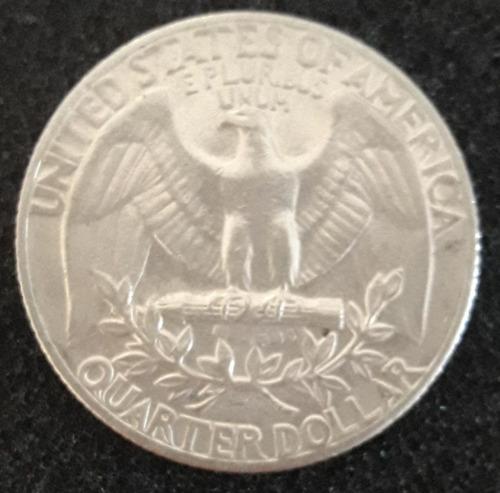Imagem 1 de 2 de Moeda Quarter Dollar 1973 Estados Unidos