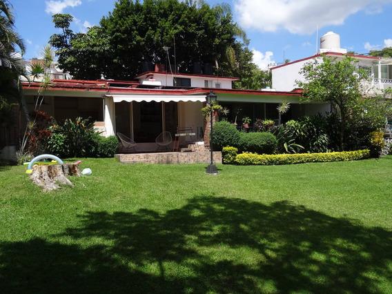 Casa En Renta Calle Sol, Jardines De Cuernavaca