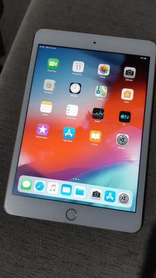 iPad Mini 3 64gb Wifi Dourado Com Smart Case