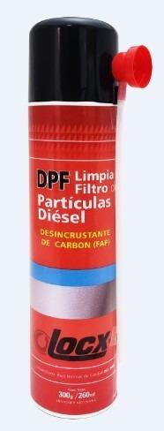 Imagen 1 de 4 de Limpiador Filtros Dpf De Particulas Diesel 300g