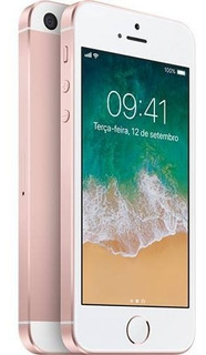 Apple iPhone SE Rose Gold 64gb - Ouro Rosa