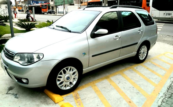 Fiat Palio Weekend 1.8 Hlx 30 Anos Flex 5p 2008