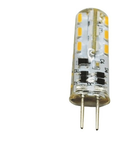Lámpara Bipin Led G4 220v / 12v 1,5w Reales Cálida / Frias