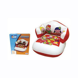 Inflatable Kids Chair-king Baby -aj Hogar