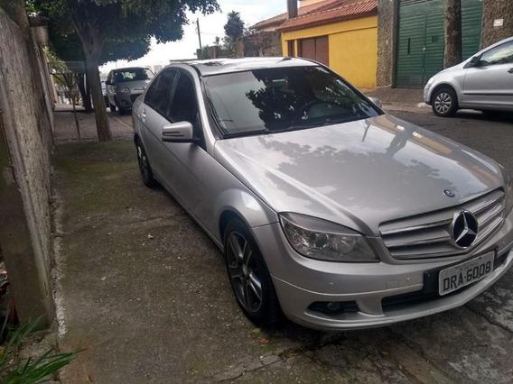 Mercedes-benz Classe C 1.8 Cgi Classic Special 4p