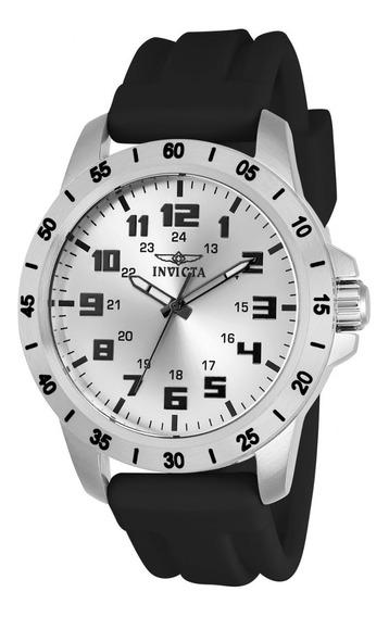 Reloj Invicta 21834 Negro Hombres
