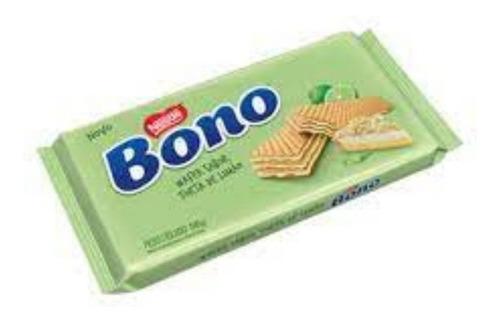 Biscoito Wafer Bono Torta De Limão Nestle 110g