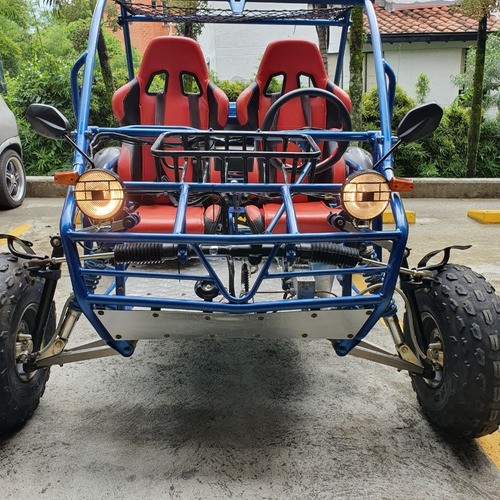Buggy Go-kart, 250 C.c. Automático