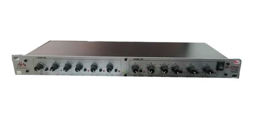 Audioking Ak234xs Crossover Activo 2/3/4 Vías Audio