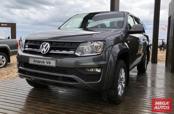 Volkswagen Amarok V6 Comfortline 258cv Vw A3