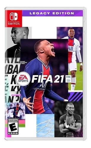 Imagen 1 de 3 de FIFA 21 Legacy Edition Electronic Arts Nintendo Switch  Físico