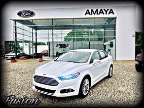 Amaya Ford Fusion Ecoboost