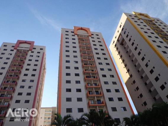 Apartamento Com 3 Dormitórios Para Alugar, 92 M² Por R$ 1.200/mês - Jardim Infante Dom Henrique - Bauru/sp - Ap1376