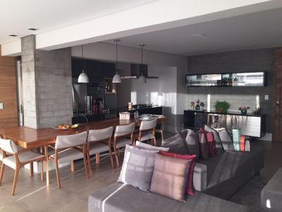 Apartamento Em Vila Gumercindo, São Paulo/sp De 113m² 4 Quartos À Venda Por R$ 1.245.000,00 - Ap220052