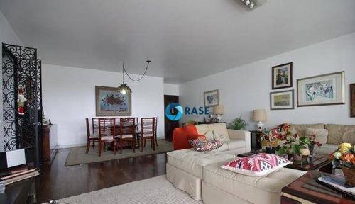 Imagem 1 de 26 de Apartamento Com 4 Dormitórios À Venda, 210 M² Por R$ 970.000,00 - Morumbi - São Paulo/sp - Ap9868