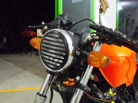 Kawasaki Ninja250 Proyecto Cafe Racer Funcionando Al 100%