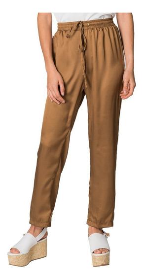 Pantalones Mujer Basicos Moda Comodos Casuales Flojos Amplio Mercado Libre