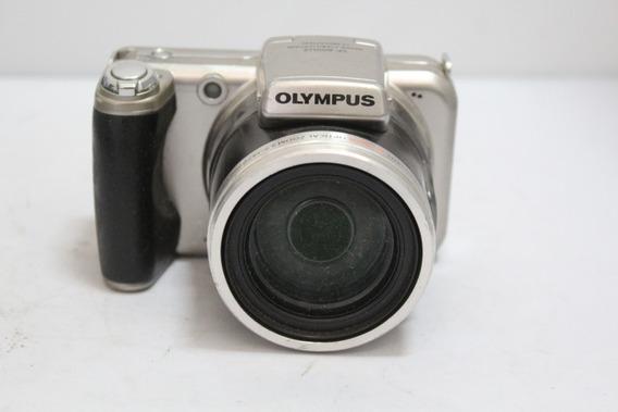 Câmera Digital Olympus Sp-800uz Sucata Para Retirada De Peça