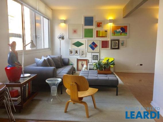 Apartamento - Jardim América - Sp - 593896