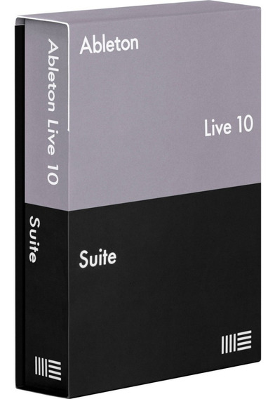 Oferta - Ableton Live Suite 10 Full - Windows + Plugins