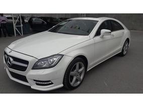 Mercedes-benz Clase Cls 350 2014 Seminuevos