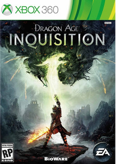 Dragon Age Inquisition Xbox 360 Nuevo Original Fisico