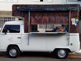 Vendo Food Truck Em Perfeito Estado, Kombi Ano 2010