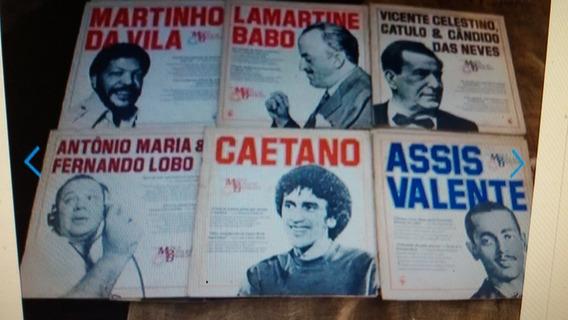 40 Lps História Da Música Popular Brasileira Abril