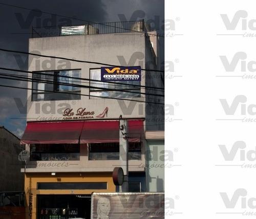 Sala Para Aluguel - 34499